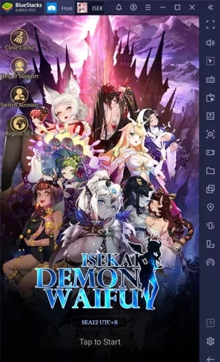ISEKAI:Demon Waifu Gameplay 2