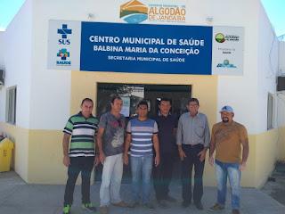 Vereadores solicitam providências com relação a Farmácia Básica em Algodão de Jandaíra