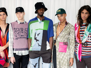 """INYIM Media Fashion Backstage Action: Brand Julian Zigerli Unleashed NEW Collection Entitled """"HARD 1–4""""  Via Zurich!"""