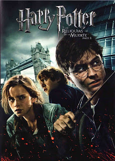 2010 Harry Potter and the deathly hallows La reliquias de la muerte alan rickman