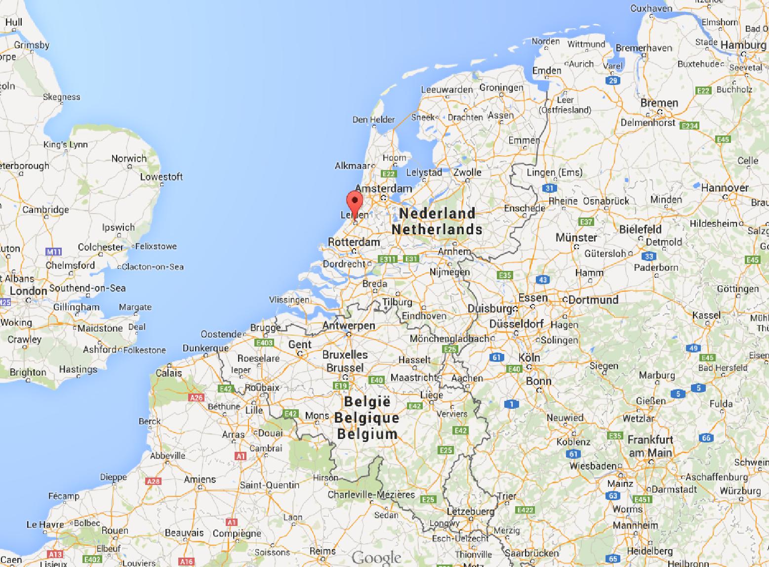 Wo Liegt Utrecht