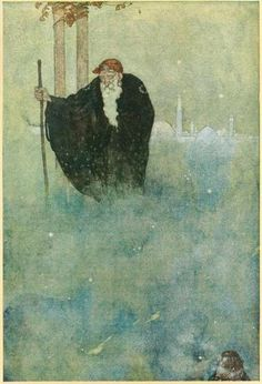 Edmund Dulac's Arabian nights