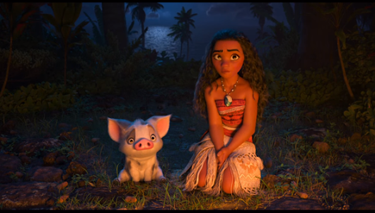 Disney's 'Moana' Teaser Trailer Arrives