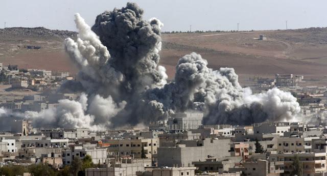 """البنتاغون: ضرباتنا في العراق وسوريا استهدفت 5 منشآت لـ""""حزب الله"""""""