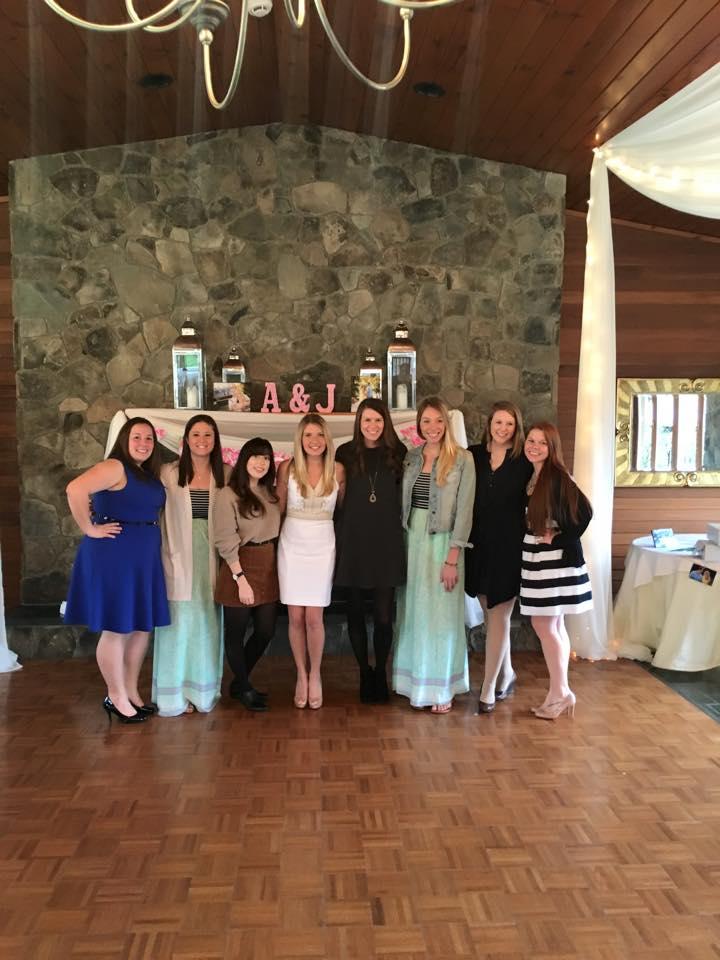my bridesmaids