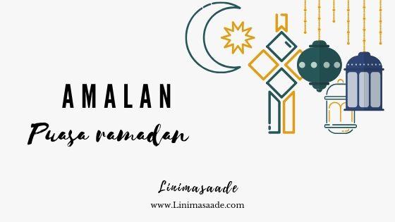 13 Amalan Puasa Ramadhan Sesuai Sunnah