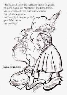 Sin Él no podermos hacer nada, libro del Papa Francisco, Mes Misionero Extraordinario, Roma, misioneros