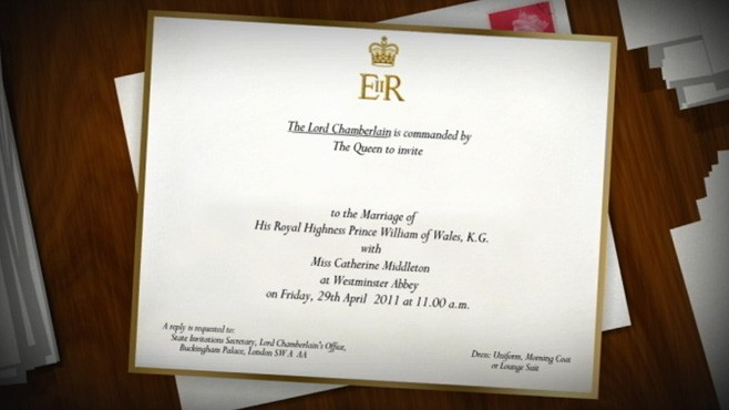 Royal Wedding Invitation Wording: Wedding Planning With Ethereal Events: April 2011