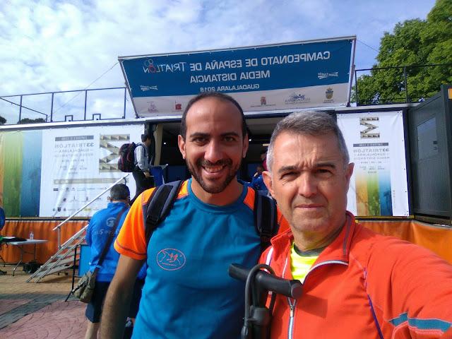 Triatlón de Guadalajara: Campeonato de España de Media Distancia
