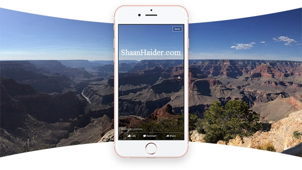 HOW TO : Post and View 360-Degree Photos on Facebook