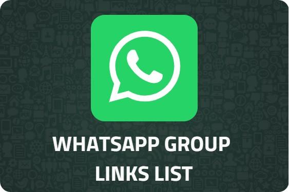WHATSAPP-GROUP-INVITE-LINKS