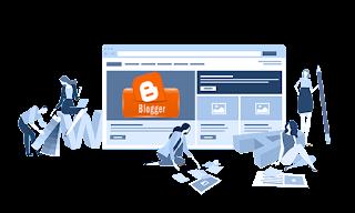 Usar Blogger antes que Wordpress para la mayoría de los sitios web