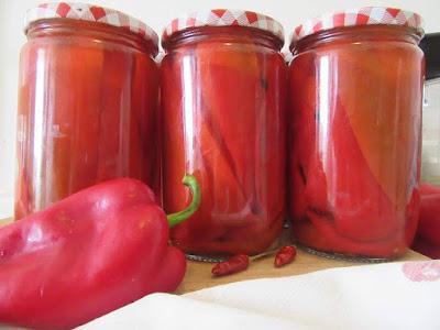 Kisele paprike