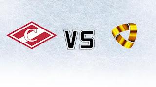 Северсталь - Спартак: смотреть онлайн бесплатно 9 октября 2019 прямая трансляция в 19:30 МСК.