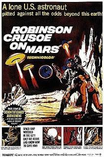 Sci-Fi Cult Classic: 'Robinson Crusoe on Mars'