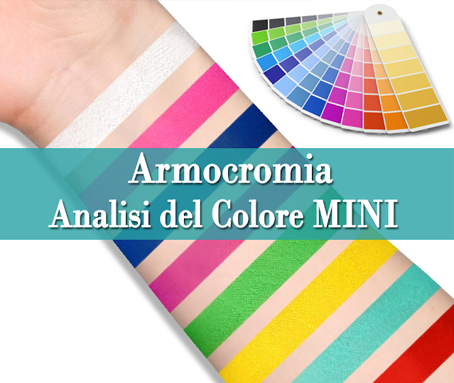 Analisi del Colore online: book MINI