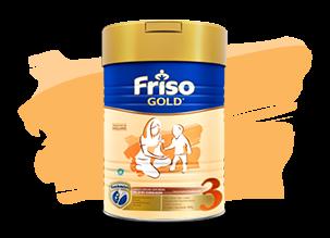 Friso Gold Susu Pertumbuhan Anak Usia 1 – 3 Tahun