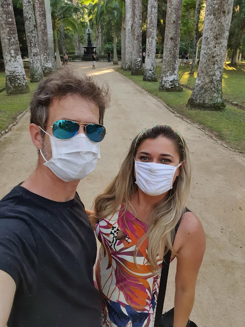 Blog Apaixondos por Viagens - Passeio no Jardim Botânico - Rio de Janeiro
