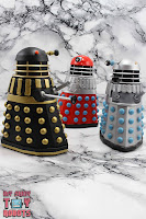 "Custom 'The Curse of Fatal Death"" Black Dalek 28"