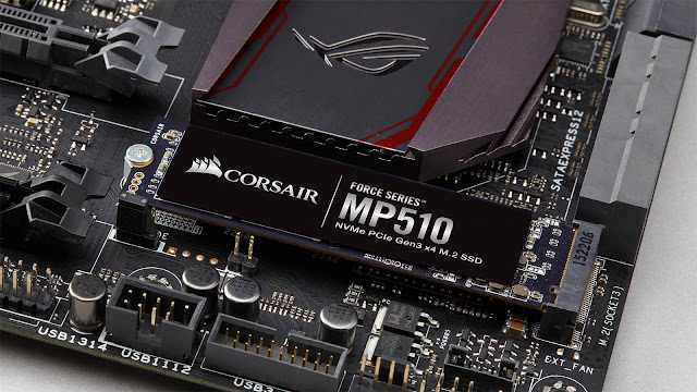 Corsair Force Series MP510 Review