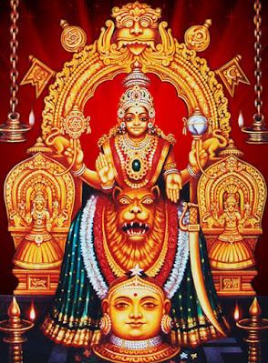 ஸ்ரீ மூகாம்பிகை அஷ்டகம் Mookambika Ashtakam Tamil Lyrics