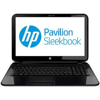 HP Pavilion Sleekbook