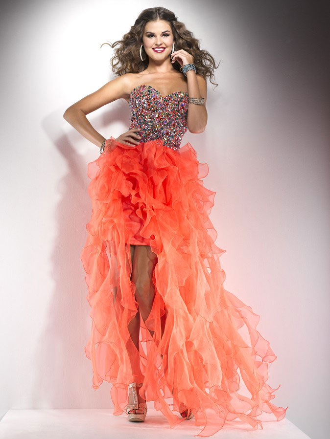 Stylish Prom Styles Online Sharing: Types and Styles of ...