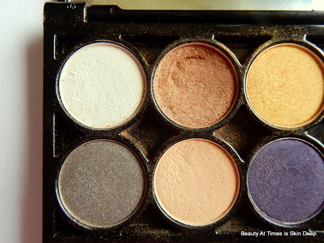 Luscious I Love Eye Shadow Palette in Glam Night