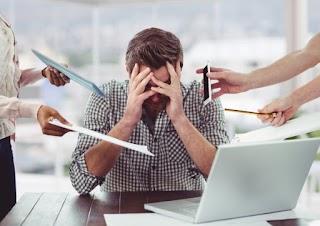 Membedakan Stres, Depresi, dan Gangguan Kecemasan