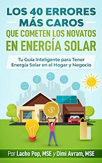 """""""Los 40 errores más caros que comenten los novatos en energía solar"""""""