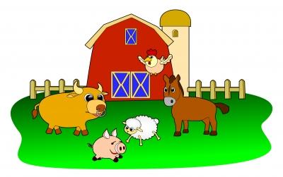 Animais-na-fazenda
