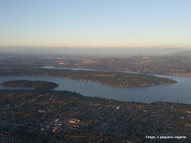 Lake Washington - Mercer Island