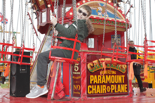 Carters High Flying Paramount Chair O Plane ride.