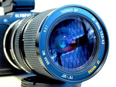 Tamron SP 28-80mm 1:3.5~4.2 CF Macro, View