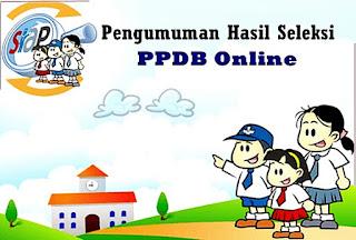 Melihat Pengumuman Kelulusan Hasil Seleksi PPDB Online SD Pengumuman Hasil Seleksi PPDB Online 2019/2020