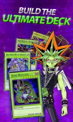 Yu Gi Oh Duel Links Apk Mod Unlimited