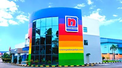 Lowongan Kerja PT Nipsea Paint & Chemicals (Nippon Paint)