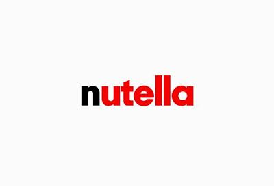 Font Logo Nutella