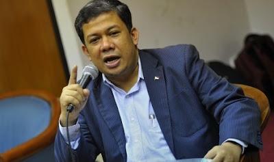 PPP Dan PKB Gabung, Fahri Hamzah Yakin Angket Ahok Gate Bisa Lolos