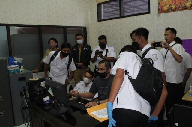 Kapolres Jember Respon Cepat Laporan Dugaan Korupsi Pasar Balungkulon