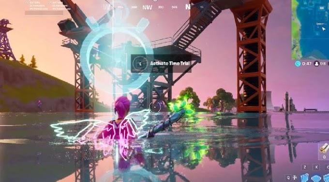 Fortnite: Como completar o contra-relógio de natação em Weeping Woods ou Coral Castle