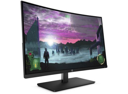 Monitor curvo HP EnvyCurved