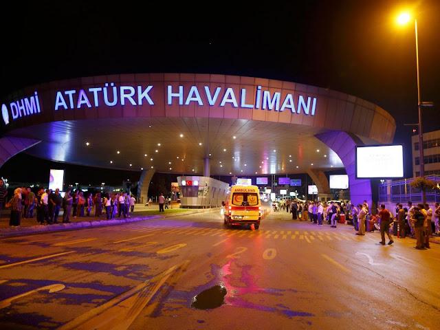 ISIS assume ataque em Ataturk