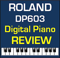 Roland DP603 Review