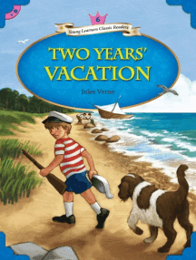 Two Year's Vacation By Jules Vern In Pdf