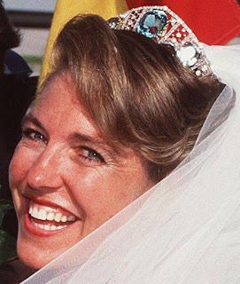 aquamarine kokoshnik tiara sweden baroness sibylla