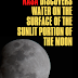 NASA Discovers Water on Sunlit Surface of Moon