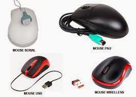 0ae9e7aab1a Beserta Cara Kerjanya. Mouse berfungsi untuk menggerakkan pointer pada  layar monitor sehingga komponen ini menjadi sangat penting sekali sebagai  input ...