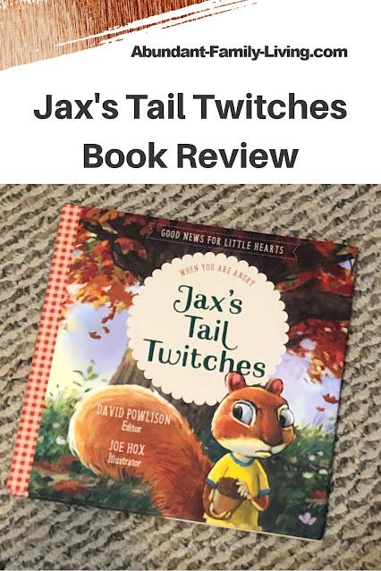 Jax's Tail Twitches by David Powlison