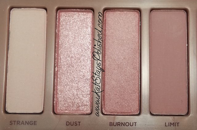 Urban Decay Naked 3 Palette - Strange | Dust | Burnout | Limit